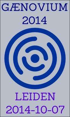 Gaenovium 2014 Logo