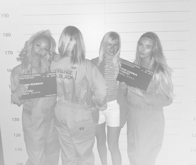 Orange is the New Black launch party