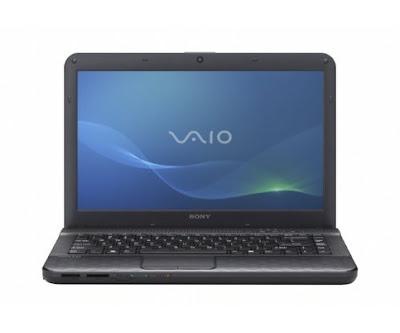 new Sony VAIO VPC-EG13FX/B