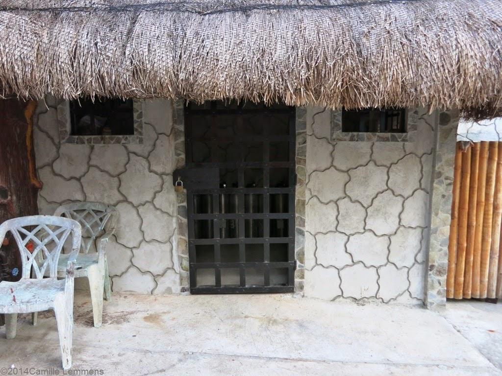 Tropico Beach Resort, tank filling station