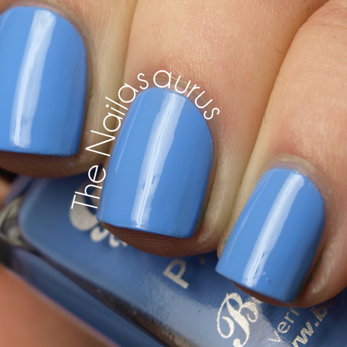 Barry M Gelly Blueberry Swatch