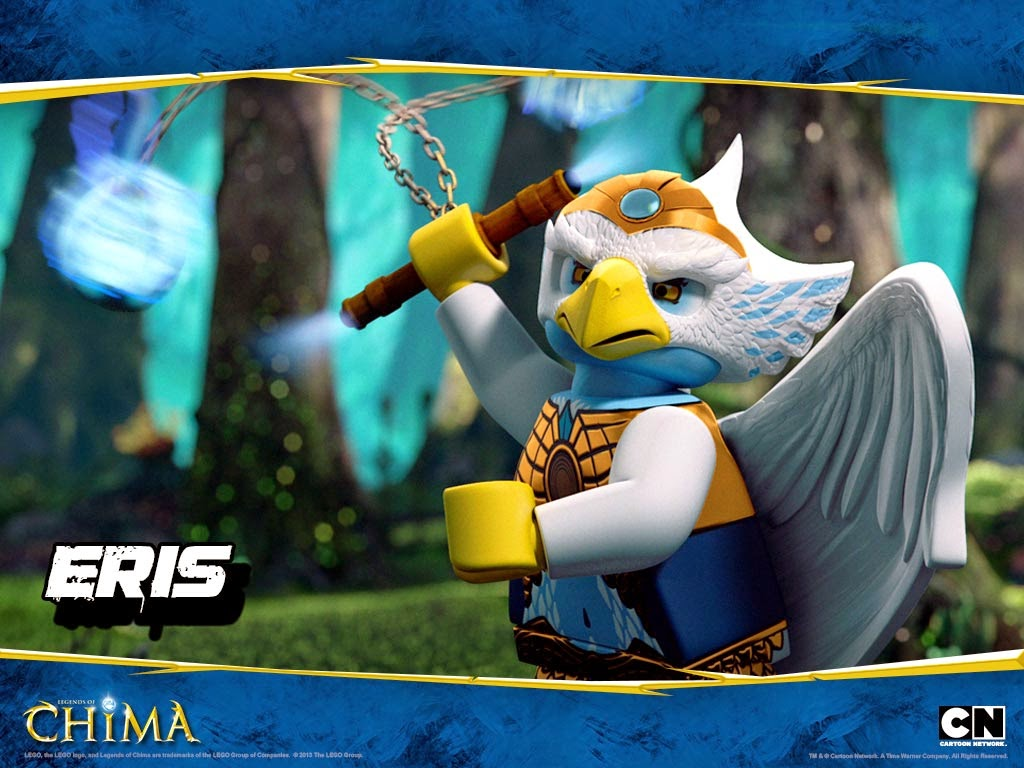 gambar karakter lego chima eris
