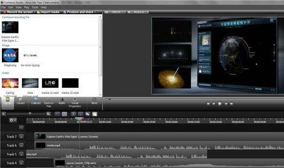 Camtasia Studio 8.1.1 Build 1313 plus Activation