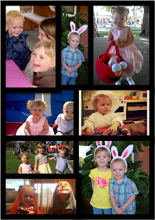 My Grandbabies Collage