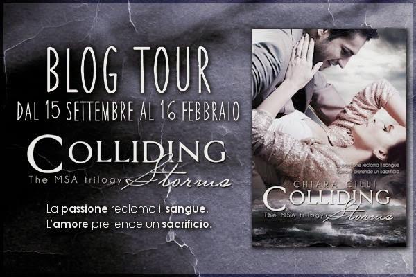 Blog Tour Colliding