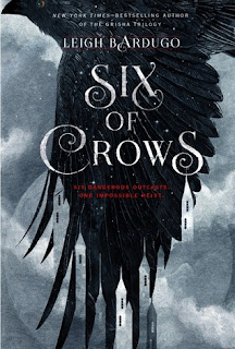 Bibliocrack Review | Six of Crows by Leigh Bardugo