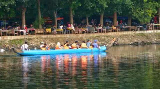 Setu Babakan tempat wisata di jakarta selatan