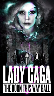 Lady Gaga Born This Way Ball Concert in Singapore