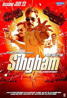 Singham Movie