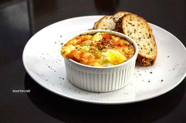 Baked Egg in Tomato Sauce - RM15