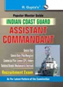 Indian Coast Guard Assistant Commandant exam books
