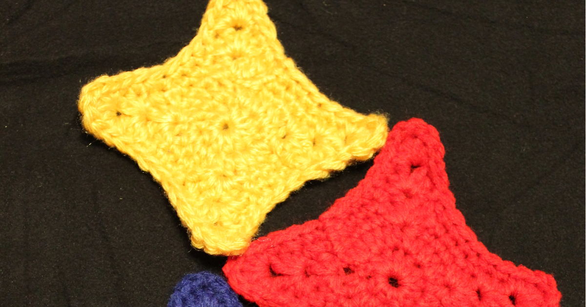 Katie Cooks And Crafts Tetracuspid Hypocycloid Crochet Pattern