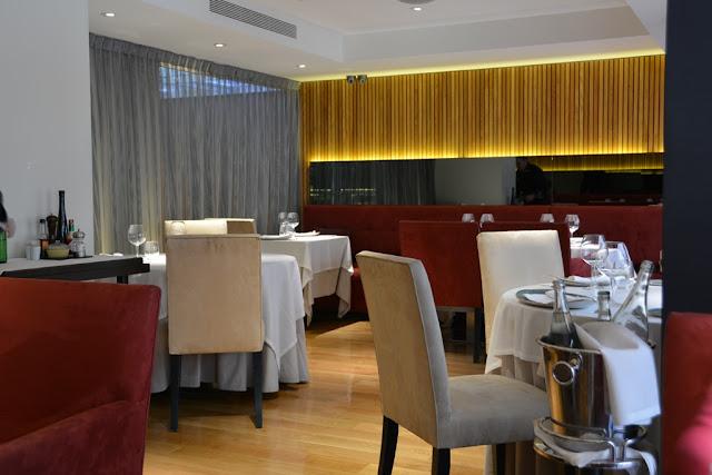 álbora restaurant Madrid