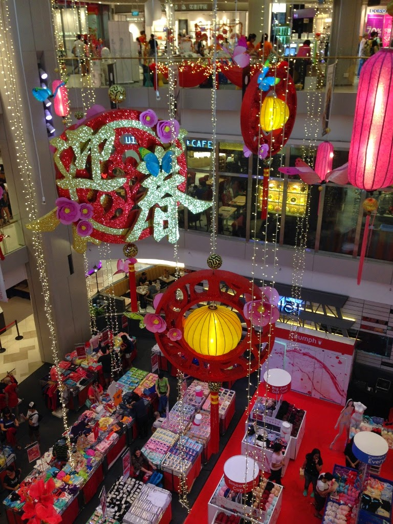 My family and my thoughts chinese new year decorations - Lunar new year decorations ...