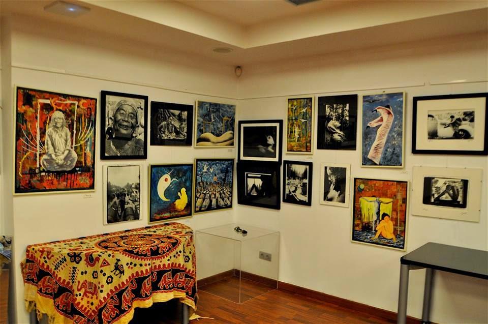 Fotografía y pintura
