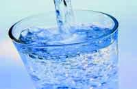 agua higiene bucal