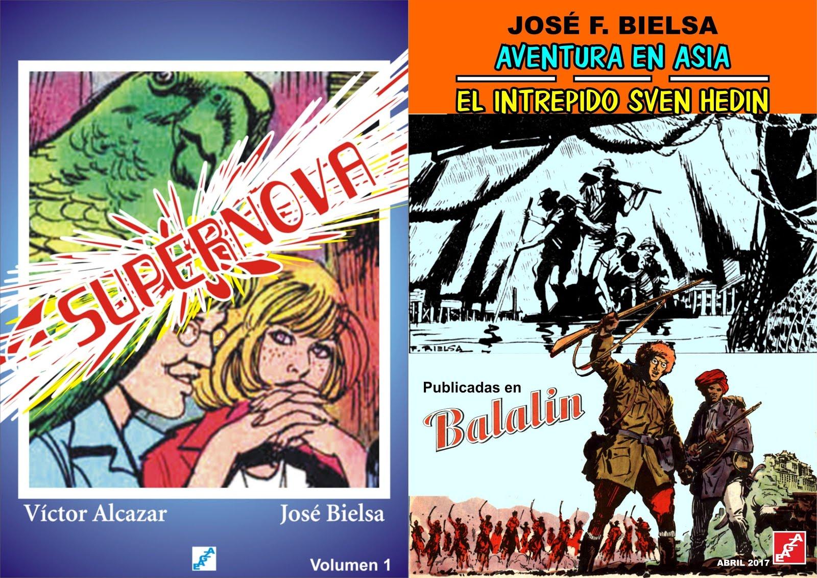 Obras de José Bielsa - EAGZA