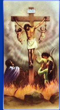 É um pensamento santo e salutar rezar pelos mortos, e eles realmente podem ser salvos do purgatório