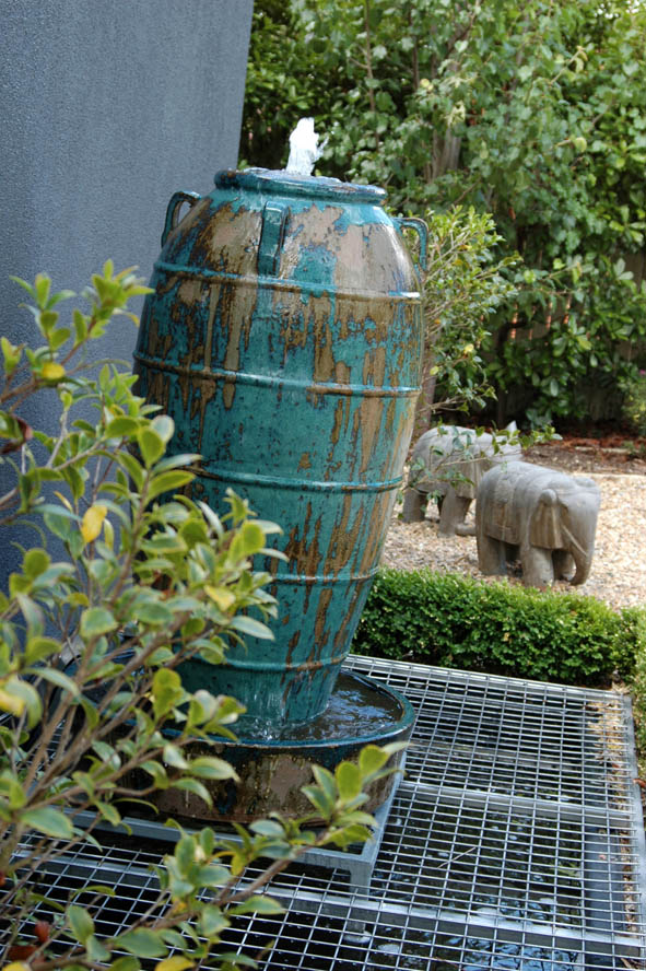 Bliss Garden Giftware Easy Diy Water Features: home made water feature