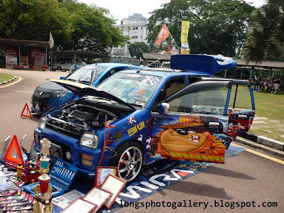 modified kancil autoshow