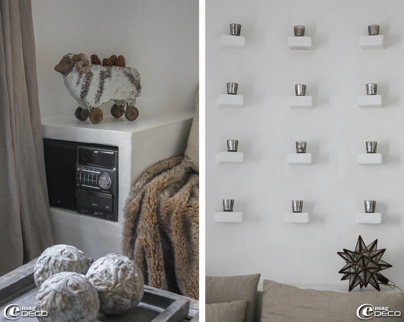 un cocon familial simple et pur e magdeco magazine de d coration. Black Bedroom Furniture Sets. Home Design Ideas