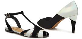Arezzo verão tendência sapatos