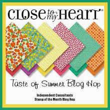 CTMH Taste of Summer Blog Hop