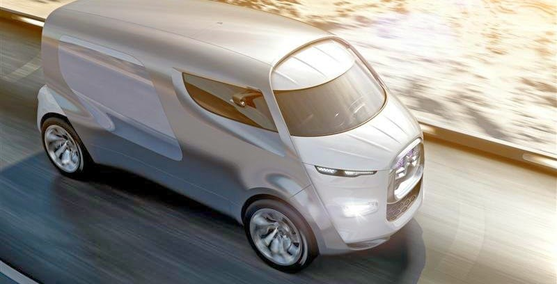 صور سيارة ستروين Tubik كونسيبت 2012 Citroen Tubik Concept