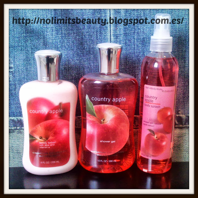 Bath & Body Works: Country Apple