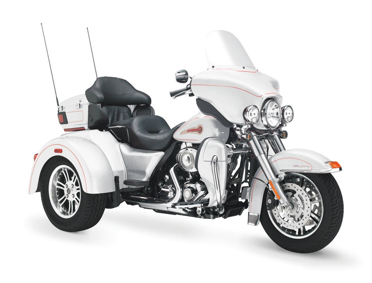 BIKE WALE WALLPAPERS  Harley Davidson Trike