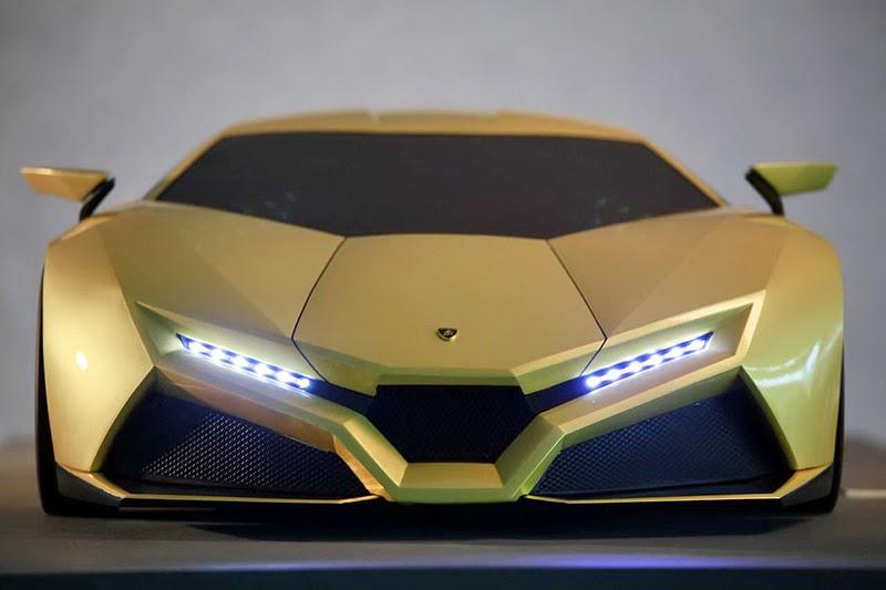 The World Of Otomotif Cnossus Lamborghini Super Concept Cars