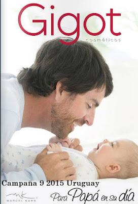 Gigot Campaña 9 2015 Uruguay