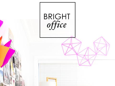 Una oficina chic