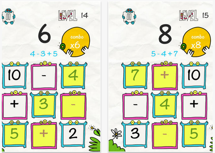 5 Excellent New Math iPad Apps for Kids | Educational Technology and ...