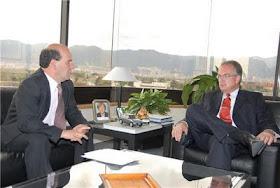 """AFIRMA EMBAJADOR DE ALEMANIA """"socio comercial más importante de Colombia en la Unión Europea"""""""