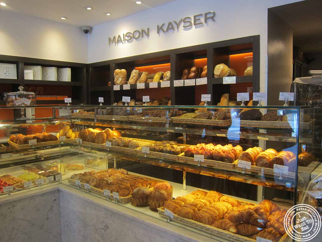 Maison kayser in nyc new york i just want to eat food for Maison a new york