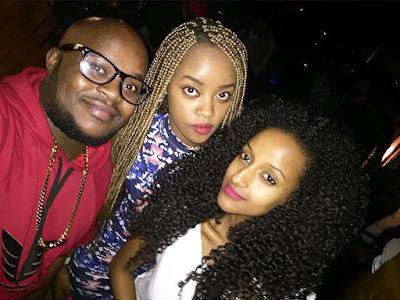 Joe Muchiri Offers To Marry Willy Paul's Ethiopian Ex-Girlfriend!