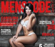 Gatas QB - Carolina Carvalho Menscode Novembro 2014