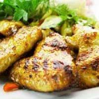 Yellow spice grilled chicken Recipe