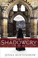 book cover of Shadowcry by Jenna Burtenshaw