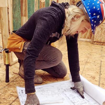 Kelly+(2) - Volunteer Day: Habitat For Humanity