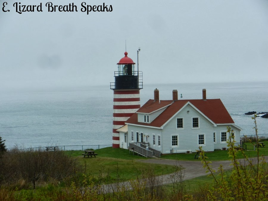 West Quoddy Head Light, Canada