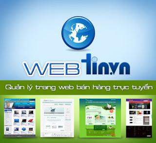 Tao web ban hang mien phi voi web.TIN.vn