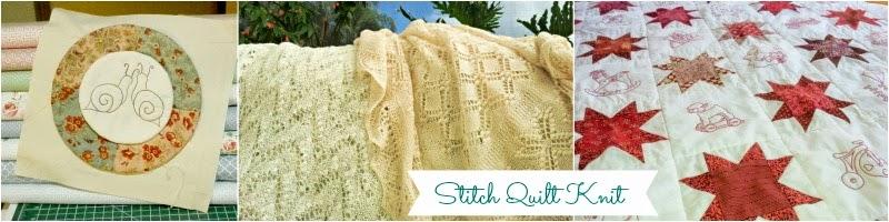 stitch quilt knit