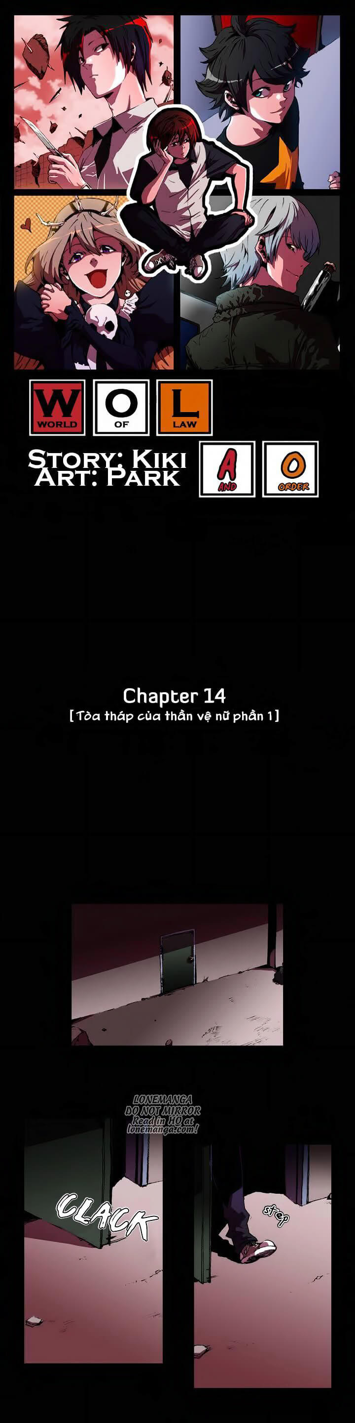 World of Law and Order Chap 14 - Next Chap 15