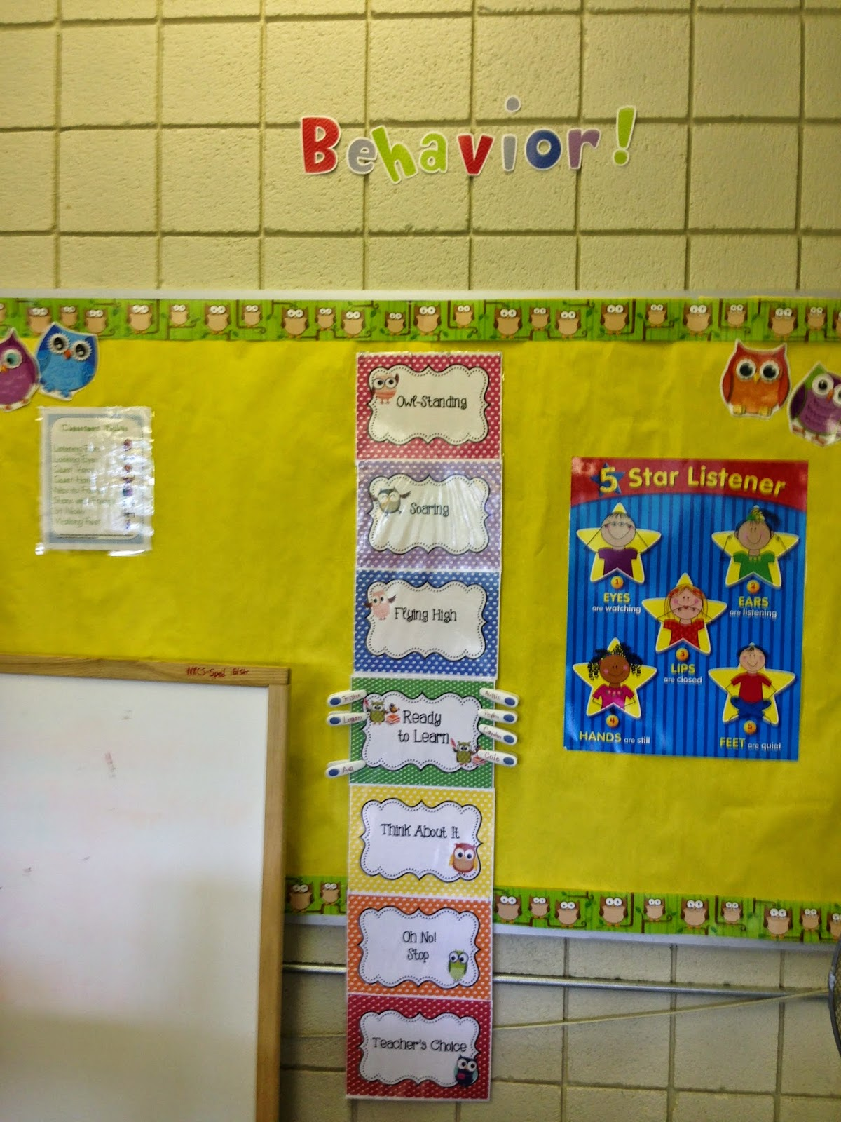 Classroom Reveal! - Superheroes in SPED
