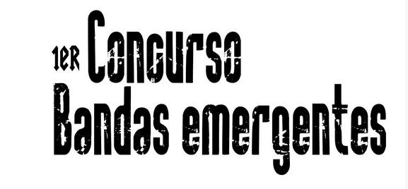 concurso Bandas Emergentes Murrayclub (Valencia) 2014