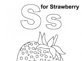 Squirrel Coloring Pages For Kids Printable