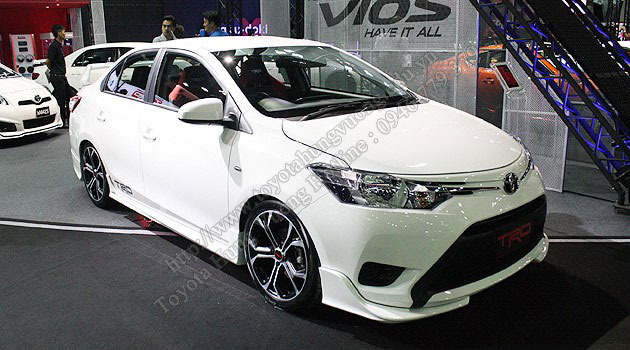 hinh anh toyota vios 2015