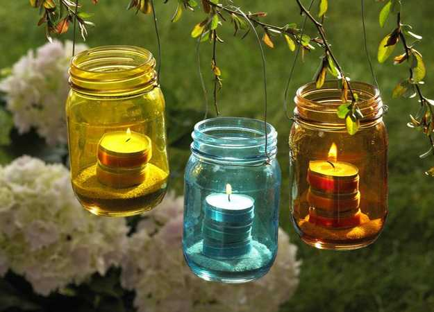 How to Recycle: Creative Recycling Ideas for Backyard Decorating